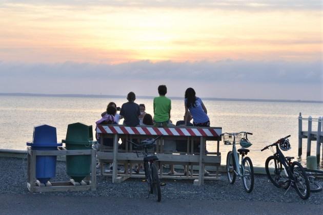 LBI Bay Side Sunset